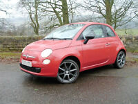 FIAT 500 1.3 MultiJet POP ORANGE 2009
