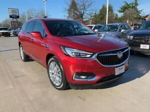 2018 Buick Enclave Premium (ONLY 1,600 KMS!) BRANDY LEATHER MINT