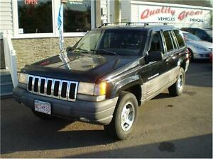 1998 Jeep Grand Cherokee Laredo 4X4