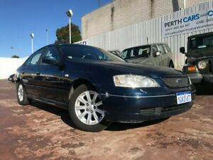 2004 Ford Fairmont BA Mk II Sedan 4dr Auto 4sp, 4.0i [Oct]