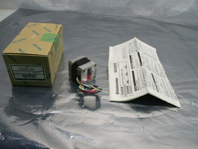 Oriental Motor PX244-04A Vexra 2-Phase Stepping Motor, 1.8 Degree, 453647