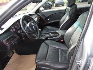 2005 BMW 5-Series 545i SPORT PKG-4.4L V8 LEATHER-SUNROOF Edmonton Edmonton Area image 19