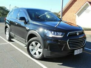 2016 Holden Captiva CG MY16 LS 2WD Black 6 Speed Sports Automatic Wagon Chermside Brisbane North East Preview