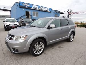2016 Dodge Journey Limited Low Monthly Payments Finacing For All Windsor Region Ontario image 1