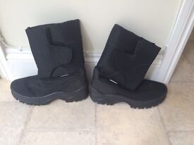 Winter boots - As new condition