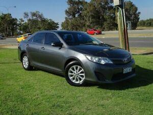 2012 Toyota Camry ASV50R Altise Grey 6 Speed Sports Automatic Sedan Wangara Wanneroo Area Preview