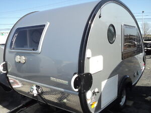 LIGHT WEIGHT TRAVEL TRAILER - TAB TRAVEL TRAILER