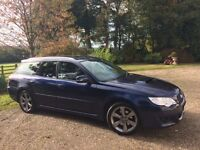 Subaru Legacy RE Sports Tourer diesel estate - excellent mpg - dream to drive - 1 owner