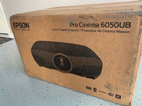 Brand New Sealed Epson 6050UB projector- Ready to ship