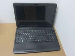Dual Core_Toshiba C650D Laptop_1.6ghz_4gb_160HD_DVD/R_WiFi_Cam