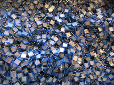 B32510-d3223-j Siemens .022uf 5 250v Radial Stacked Film Capacitors Qty 20pcs