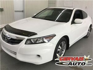 Honda Accord EX-L Coupe Cuir Toit Ouvrant A/C MAGS 2011