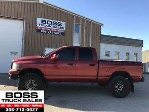 2007 Dodge Ram 3500 Lifted 4x4 Beast!! Cummins Diesel!!