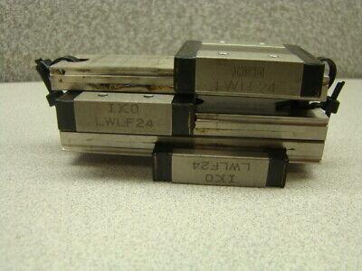 Iko Lwlf24 Linear Rail Qty Of 3