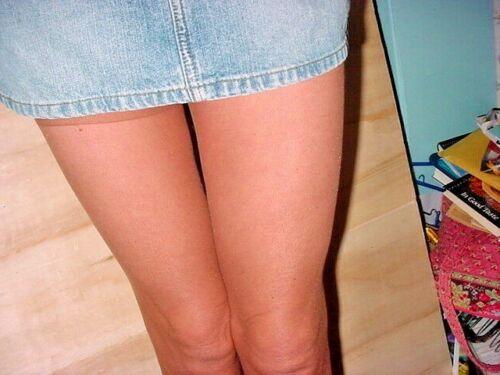 Nylon vintage pantyhose stockings