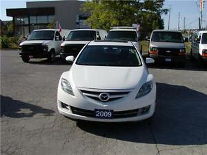 2009 Mazda Mazda6 GT-LEATHER, SUNROOF-NO ACCIDENTS- WE FINANANCE