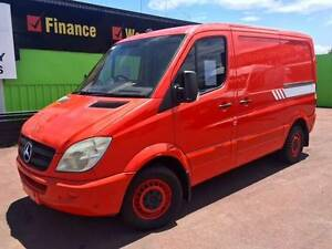 2008 Mercedes-Benz Sprinter 311 CDI SWB Yeerongpilly Brisbane South West Preview