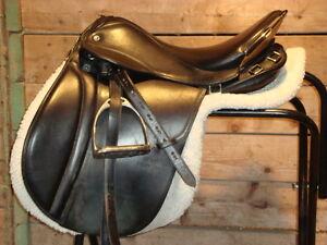 Stubben Scout English Saddle