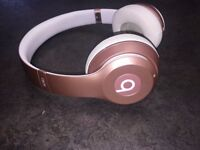 Beats By Dr Dre Wireless Solo 2 Limited Edition Rose Gold
