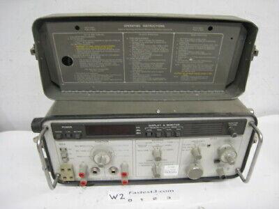 Hp 3551a Transmission Test Set