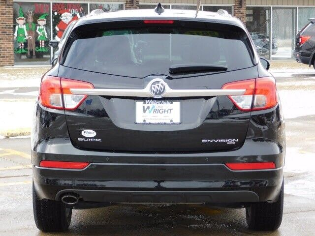 Image 5 Voiture American used Buick Envision 2017