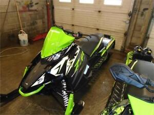 2018 ARCTIC CAT ZR 8000 137 LTD