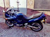 SUZUKI GSX-F 750 (blue) 1999