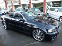 BMW M3 3.2 M3 2d 338 BHP (black) 2003