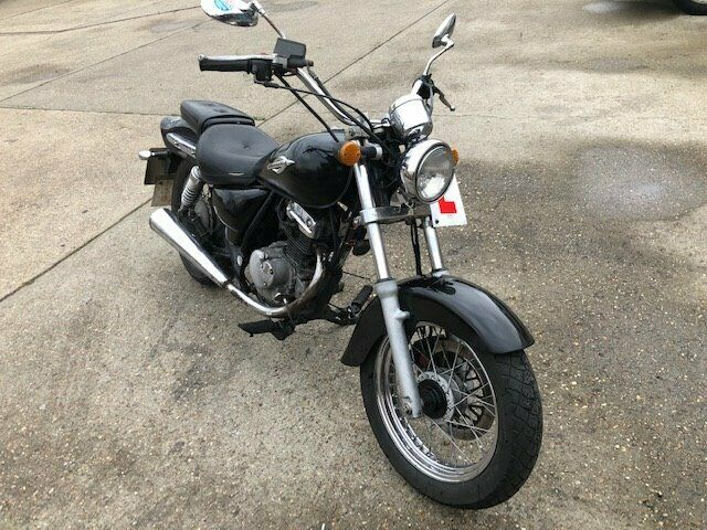 suzuki marauder gz 125 gz125 custom cruiser bobber px welcome can deliver  can accept cards | in Chelmsford, Essex | Gumtree