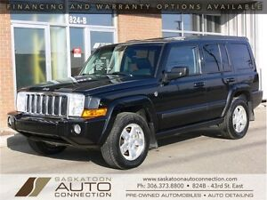 2008 Jeep Commander Sport 4x4 ***7-Passenger - Loaded***
