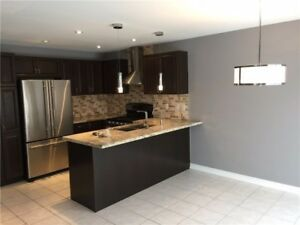 Fully Furnished 3 Bedroom Link House for Lease in Aurora