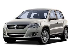 2009 Volkswagen Tiguan 2.0T Trendline // LOADED // PANORAMIC ROO