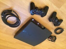 PS3 (with 2 controllers)
