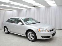2010 Chevrolet Impala LTZ SEDAN w/ LEATHER & REMOTE START
