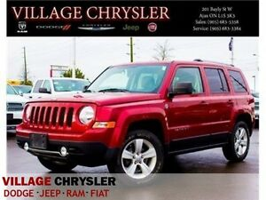 2014 Jeep Patriot Limited 4X4 Leather, Heated Front Seats