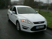 62 REG FORD MONDEO 2.0TDCi DIESEL 140ps POWESHIFT AUTOMATIC EDGE 5 DR HATCHBACK