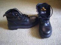Trucker:work boots