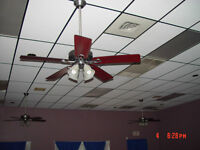 CLEARANCE Used Commercial Restaurant Fans $50.00 each