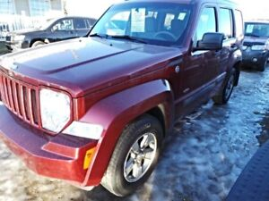 2008 Jeep LIBERTY Sport For Sale Edmonton