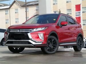 2018 Mitsubishi ECLIPSE CROSS GT 1.5T S-AWC DIAMOND EDITION