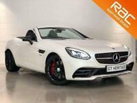 2017 MERCEDES-BENZ SLC AMG SLC 43 - 362 BHP - HUGE SPEC