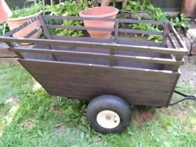 Trailer Farm / Small holding £65