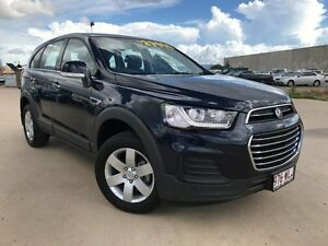 2016 Holden Captiva CG MY16 LS 2WD Old Blue Eyes 6 Speed Sports Automatic Wagon Garbutt Townsville City Preview