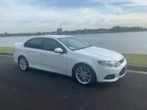 2013 FORD FALCON XR6 Five Dock Canada Bay Area Preview