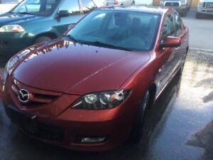Selling 2009 Mazda 3
