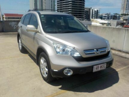 2008 Honda CR-V RE MY2007 Extra 4WD Gold 5 Speed Automatic Wagon