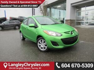 2012 Mazda Mazda2 GX <B>*LOW KMS!*LOCAL*POWER GROUP*<b>