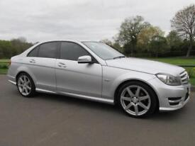 2011 (11) Mercedes-Benz C250 2.1CDI Blue F 7G-Tronic CDI Sport FINANCE AVAILABLE