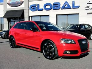 2013 Audi A3 2.0T quattro with S tronic S Line
