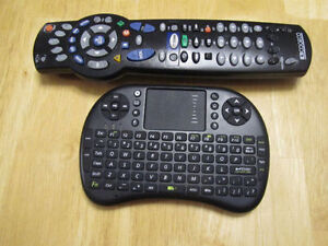 Wireless Keyboard with touch pad (3 styles)